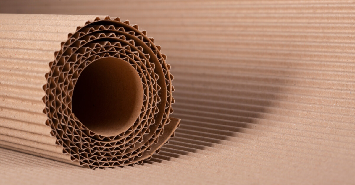 Corrugated Rolls & Sheets